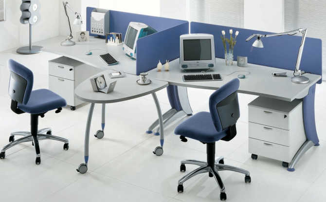 IKS desks for BCS offices in London