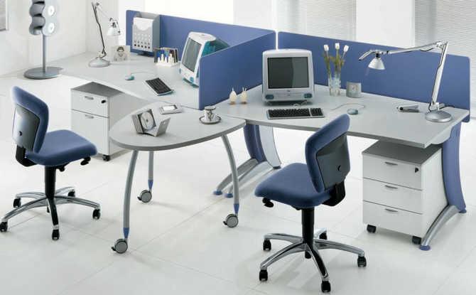 IKS desks for BCS offices in London