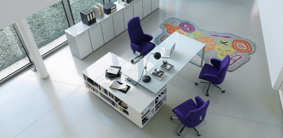 Italian Home-office in Germany | dvo furniture