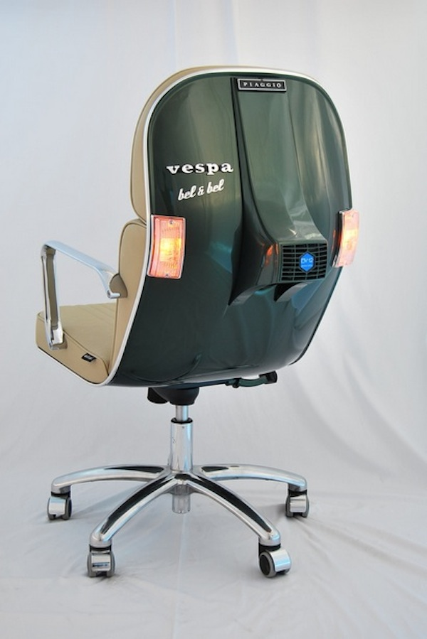 Vespa chairs
