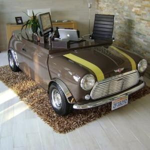 car desk Mini