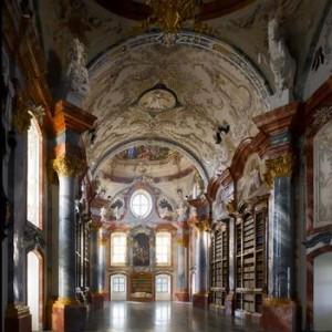 library-Altenburg-Abbey Austria