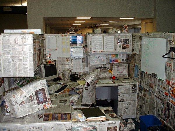office-prank
