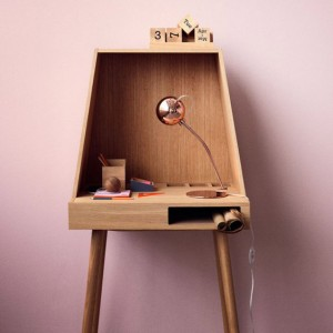 mini office desk