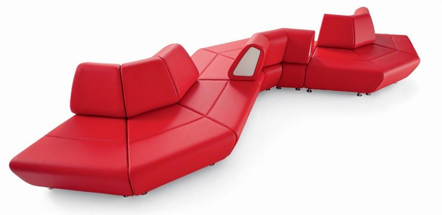 Kastel Kaleido sofas