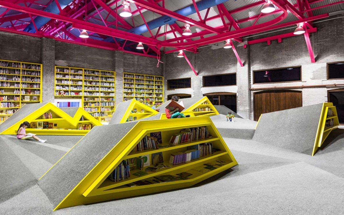 library-ninos-conarte-mexico-anagrama