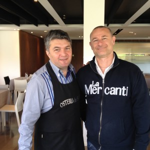 Luca and Marco - Osteria dei Sani