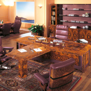 luxury executive desk